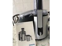 Philips juicer - top quality sturdy