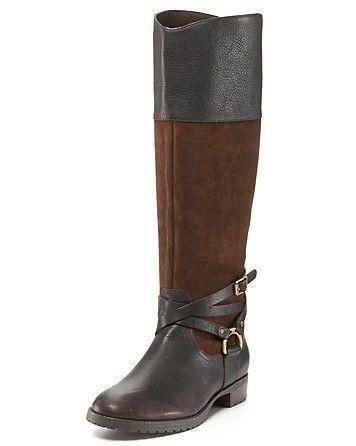Ralph Lauren Riding Boots Ebay
