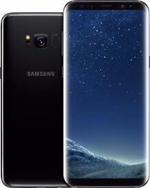 Samsung s8 seal grey brand new