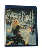 Sucker Punch Blu Ray