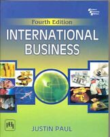 International Business Management Books