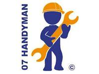 Handyman, tiler, Bathroom fitter, Kitchen fitter, Sink fitter, Shower fitter, Appliance fitter, Taps