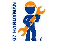 Builder-Handyman-Plumber-Electrician service Call on 07 432 839081