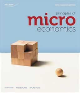 Selling Principles of Microeconomics 6th Canadian Edition