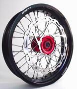 CRF450 Supermoto Wheels