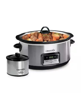 Like NEW! 8qt digital slow cooker