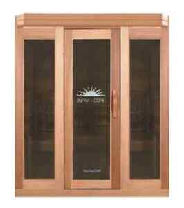 Infrared Combo 6-8 Person Sauna
