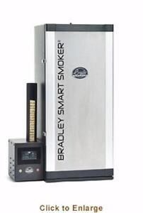 Bradley Smart Smoker - 6-Rack Digital BS916