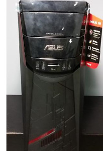 ASUS - Core i7 Performance Gaming Desktop with GTX-1080 8gb card