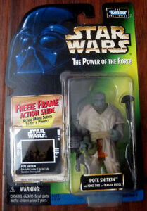 STAR WARS - FAN CLUB EXCLUSIVE FIGURES Cambridge Kitchener Area image 2