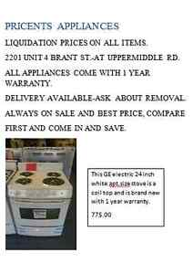 Stoves,Fridges,Washer/Dryers,Dishwashers,liquidation prices Oakville / Halton Region Toronto (GTA) image 3