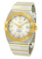 Omega Constellation Double Eagle Chronometer 18 kt gold