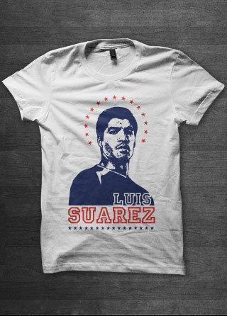833e3ca44 Suarez T Shirt