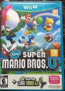 selling some wii u/gamecube/wii games