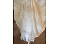 Lacy Wedding Dress