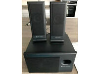Altec Lansing Computer Speakers & Sub Woofer For PC