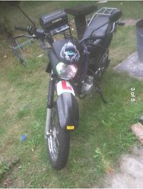 2005 HONDA XR 125 L4