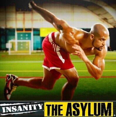Insanity Asylum (Vol 1 & 2)