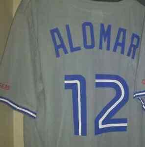 New Alomar Blue Jay alumni jersey giveaway SGA July 10