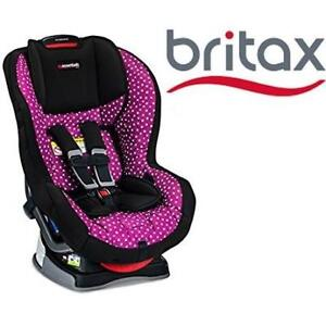 NEW BRITAX CONVERTIBLE CAR SEAT E1A838P 216278876 ESSENTIAL BY BRITAX ALLEGIANCE CONFETTI INFANT SAFETY