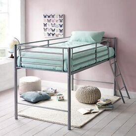 Dunelm midi sleeper single bed frame