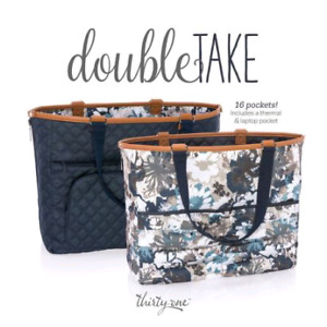 """""""New"""" Double take tote"""