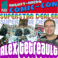 The Mighty-Micro Comic-Con