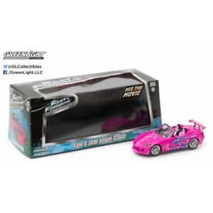 Honda S2000 diecast 1:43 Brand new Fast and Furious  for sell