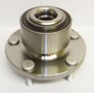 Ford  Focus 2 MKII [2004-2011]  FRONT WHEEL  BEARING hub kit  8915