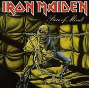 Iron Maiden Piece of Mind CD