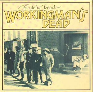 Vintage Grateful Dead Workingman`s Dead (CD)