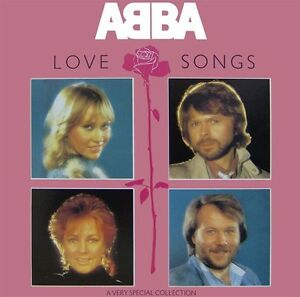 ABBA ‎– Love Songs - A Very Special Collection - 1984 Vinyl
