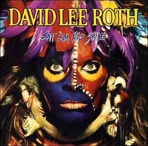 Eat Em And Smile By David Lee Roth Vinyl Sep 2011