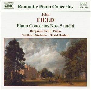 John Field: Piano Concertos Nos. 5 & 6 (CD, Dec-2001, Naxos (Distributor))