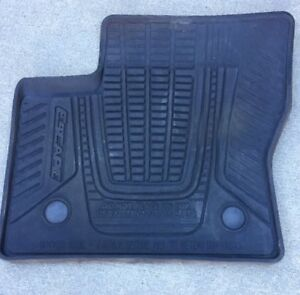 Ford Escape Floor Mat Set and Cargo Liner