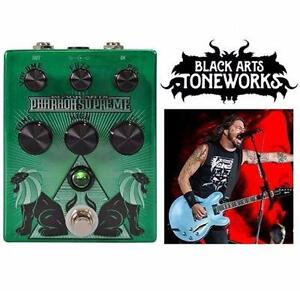 NEW* BLACK ARTS PHARAOH PEDAL BLACK ARTS TONEWORKS - PHARAOH SUPREME FUZZ MUSICAL INSTRUMENTS   85122606