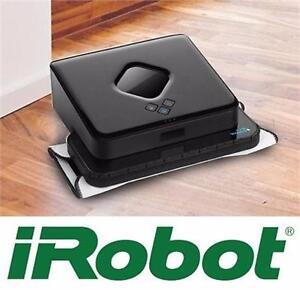 NEW IROBOT BRAAVA 380T ROBOT MOP