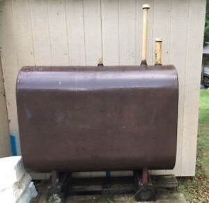 Oil Tank 200gal on stand, FREE