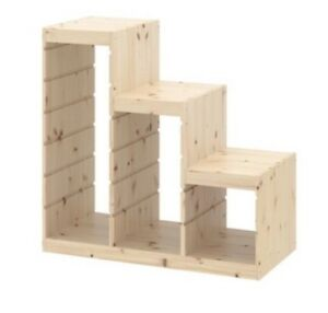 TOY ORGANIZER !!!!! Selling 2 IKEA shelving units with bins