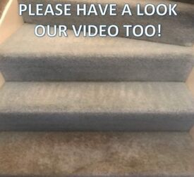 CARPET CLEANING with VIDEO! Sofa cleaning in London-Essex,Chigwell,Barking,Leyton,Barnet,Fullham,Bow