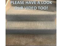 CARPET CLEANING with VIDEO! Upholstery Cleaning,25 years experience,Chigwell,Romford,Leyton,Ilford