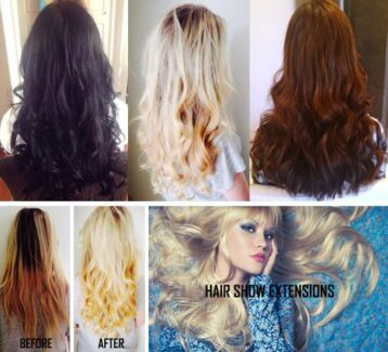 Hair Show AAA Grade Russian Extension Specialists Bayswater Bayswater Area Preview