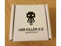 USB killer 2.0 adapter kit