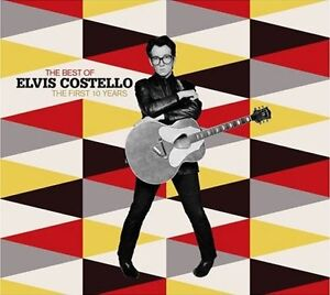 ELVIS-COSTELLO-The-Best-Of-The-First-10-Years-CD-NEW-Digipak