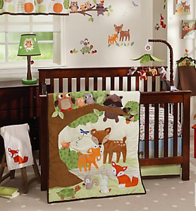 Woodland Baby Items