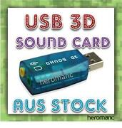 USB to Headphone