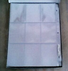 Box of 100 Nearly New Ultra Pro Platinum 9 Card Collector Sheets Oakville / Halton Region Toronto (GTA) image 2