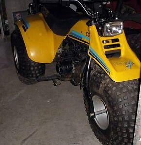 Suzuki Alt 185 Part out