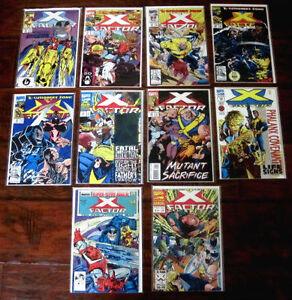 X-men Comic Books - Marvel Comics Cambridge Kitchener Area image 5