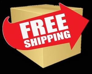 FREE Shipping Promo. Aug. 21st - 27th